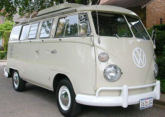 1967 Westfalia Camper