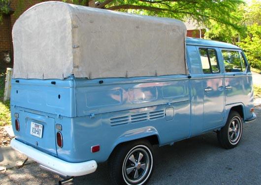 1971 Deluxe Camper